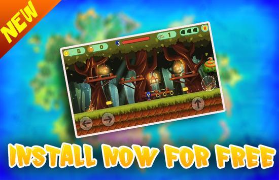 Super Sonic Jungle Adventure poster