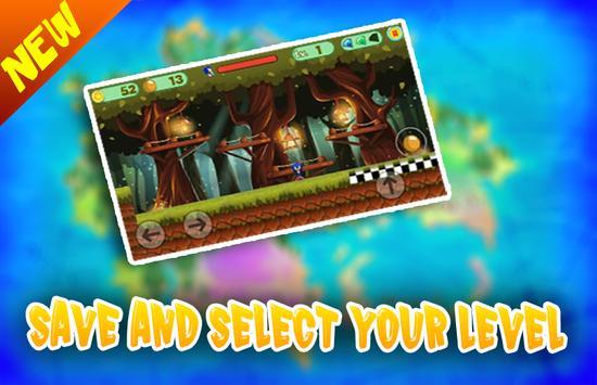 Super Sonic Jungle Adventure apk screenshot