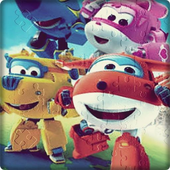 Super Wings Puzzles icon