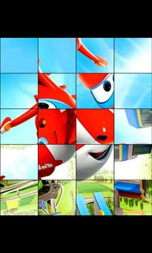 Super Wings Puzzles apk screenshot