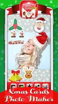 Xmas Cards Photo Maker apk screenshot