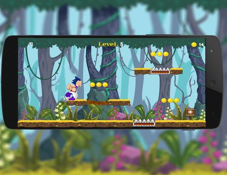 Super iron Max Runner Stell screenshot 4