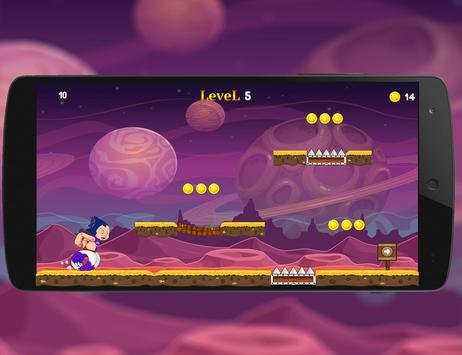 Super iron Max Runner Stell screenshot 5