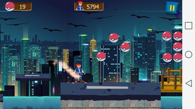 Super Ash Jungle Run Aeventure screenshot 2