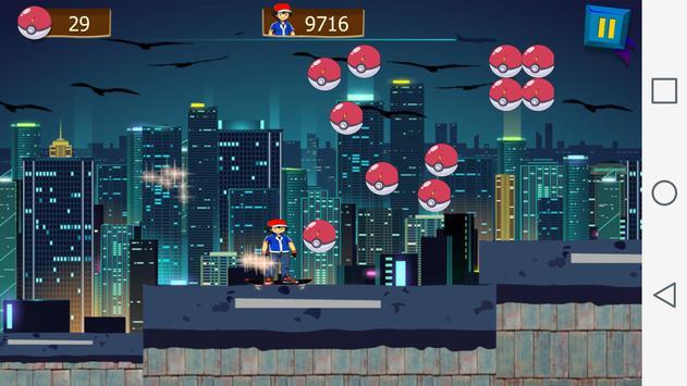 Super Ash Jungle Run Aeventure screenshot 7