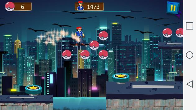 Super Ash Jungle Run Aeventure screenshot 4