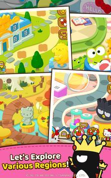 Hello Kitty Friends скриншот 13