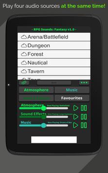 RPG Sounds: Fantasy screenshot 4