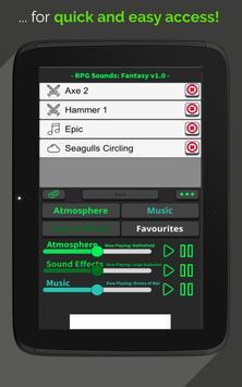 RPG Sounds: Fantasy screenshot 6