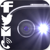 Super Flash Light Alerts icon