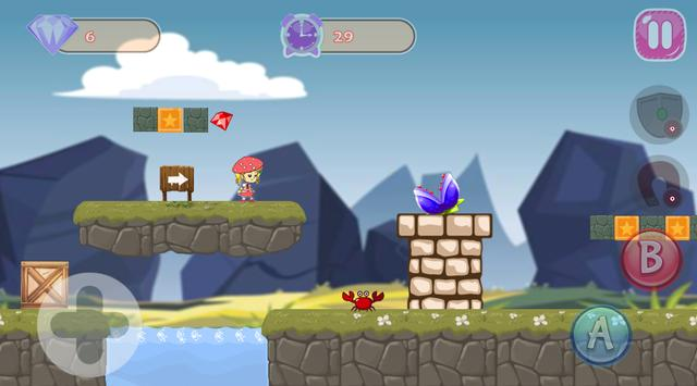 Super Masha Butterfly Jumper apk screenshot