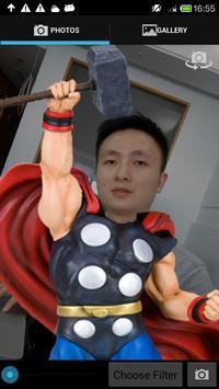 Super Hero Man Face Changer apk screenshot