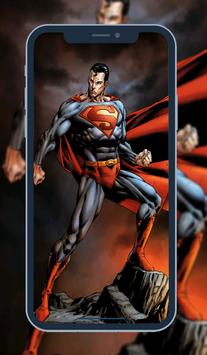 Superman Wallpaper 4K 2018 - Background Superman apk screenshot