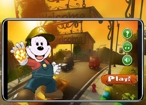 Super Mickey Adventure poster