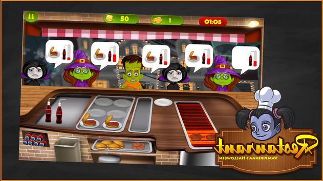 Restaurant Vampirinaa's - Halloween Cooking screenshot 8