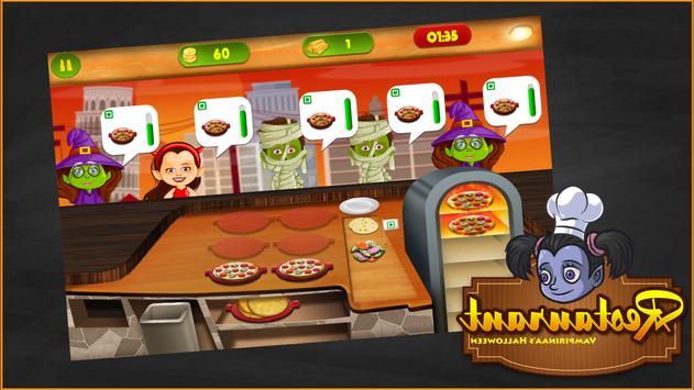 Restaurant Vampirinaa's - Halloween Cooking screenshot 3