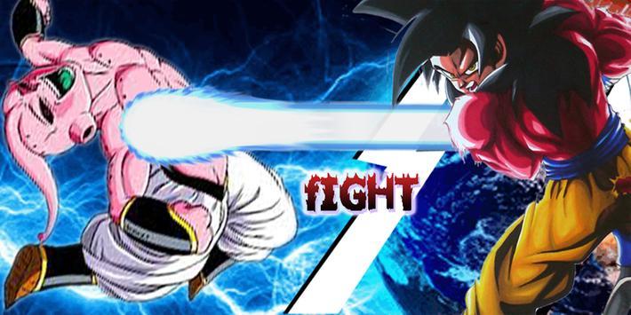Super Saiyan 4 Battle Warriors poster