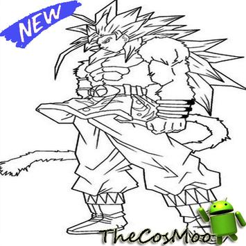 Learn To Draw Sketches Son Goku Super Saiyan For Android