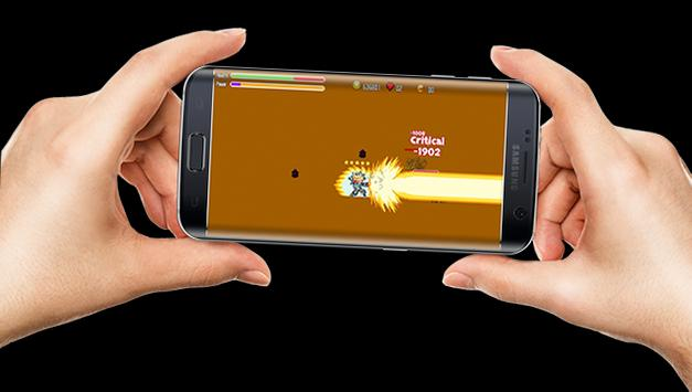 SuperSaiyan Battle: Warriors Run 2 apk screenshot