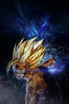 Super Saiyan Wallpapers screenshot 17