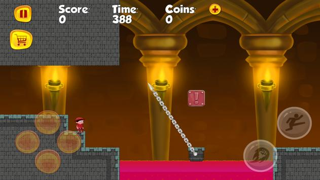 Super Sboy World Adventure screenshot 2