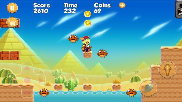 Super Sponge's adventure bob screenshot 10