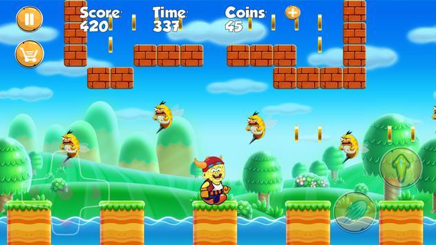 Super Sponge's adventure bob screenshot 8