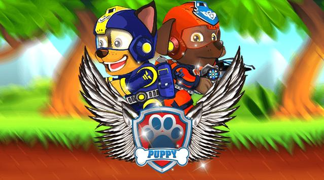 Super Paw Games Patrol poster
