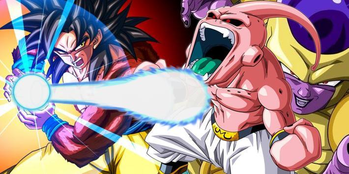 Super Saiyan 4 Battle apk screenshot