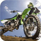 Extreme. Motocross wallpapers icon