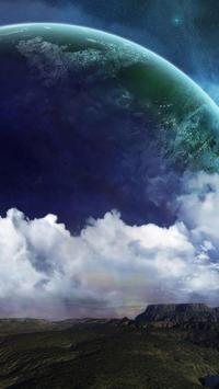Secret of universe. Wallpapers apk screenshot