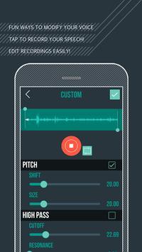 Super Voice Changer screenshot 1