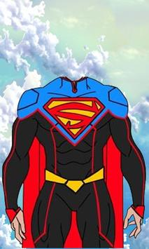 Superhero Man Costume screenshot 1