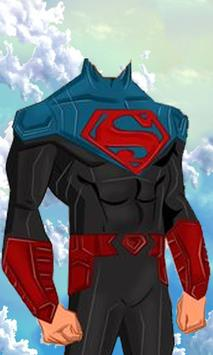 Superhero Man Costume screenshot 3