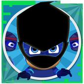 Super Pj Ninja Mask icon