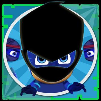 Super Pj Ninja Mask poster