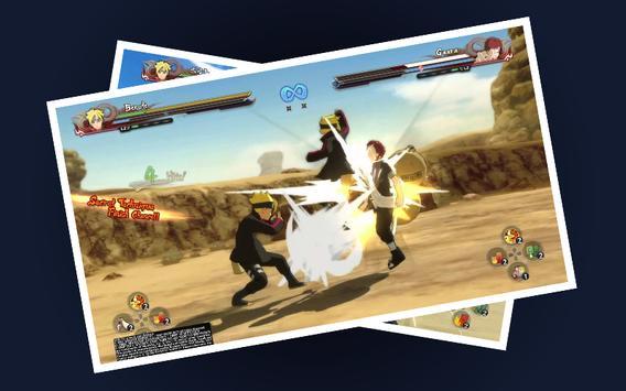 Boruto The power adventure Ninja screenshot 2