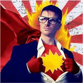 Superhero Movie FX Maker PRO icon