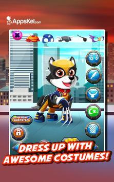 Super Hero Pet Pups Creator – Dog Dress Up apk screenshot