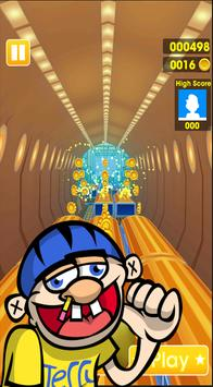 Super jeffy The Puppet Subway Adventures apk screenshot