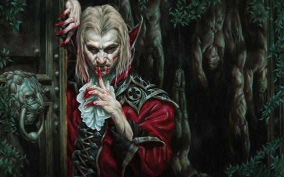 Dracula Live Wallpaper For Android