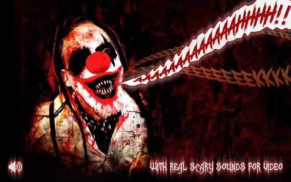 Horror Hd Wallpapers For Android: Horror Wallpaper HD With Sounds 😱 Blood On Screen For