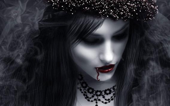 Vampire Live Wallpaper Apk Screenshot