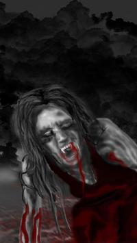 Vampire Live Wallpaper Poster Apk Screenshot
