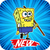 Super Spongebob Jump icon