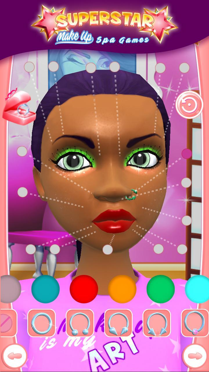 Makeup Games For Girls 3d Fashion Makeup Salon For Android Apk Download