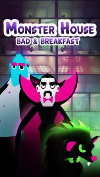 Monster House: Bad & Breakfast (Unreleased) poster