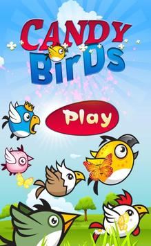 Candy Birds poster