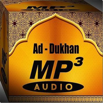 Surah Ad - Dukhan Mp3 poster