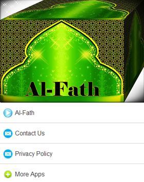 Surah Al - Fath Mp3 apk screenshot